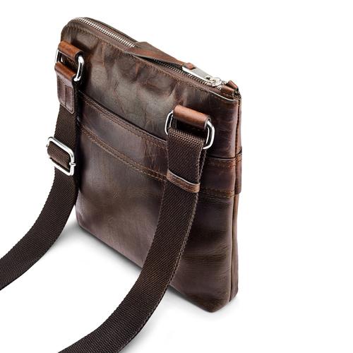 Handbag  bata, marrone, 964-4288 - 17