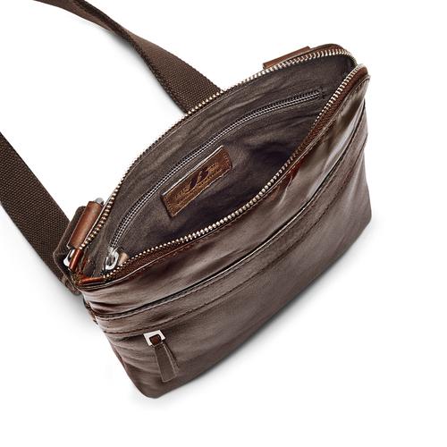 Handbag  bata, marrone, 964-4288 - 16