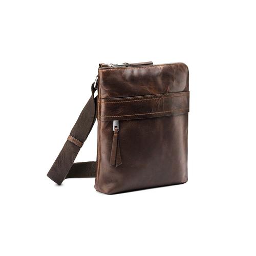 Handbag  bata, marrone, 964-4288 - 13