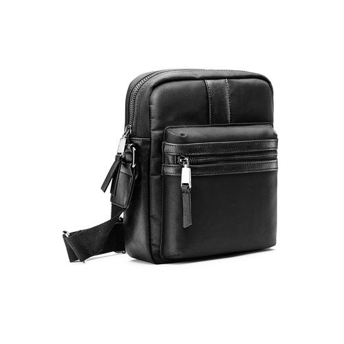 Handbag  bata, nero, 969-6227 - 13