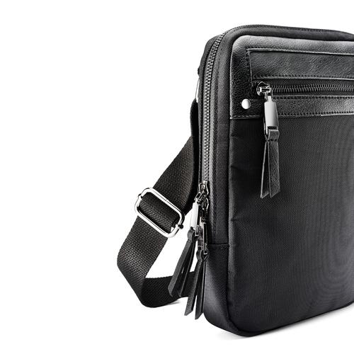 Handbag  bata, nero, 969-6265 - 15