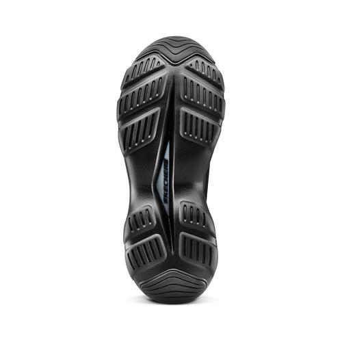 Sport shoe  skechers, nero, 501-6128 - 19