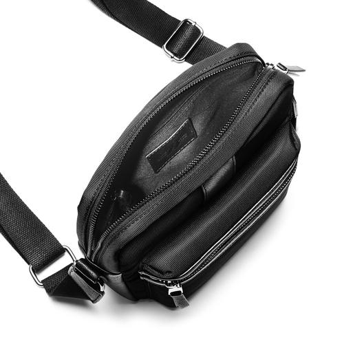 Handbag  bata, nero, 969-6227 - 16