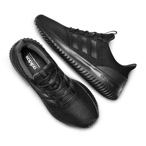 Sport shoe  adidas, nero, 809-6204 - 26