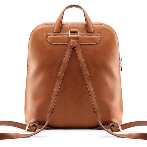 Handbag  bata-rl, marrone, 961-3341 - 26